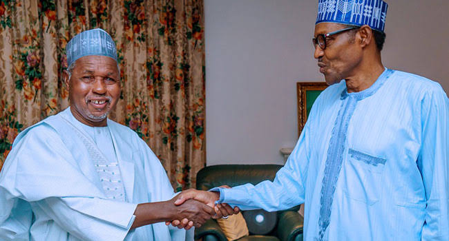Buhari Hasn't Failed Nigerians, He's Even Tolerating Rubbish From Some People – Gov Masari 1