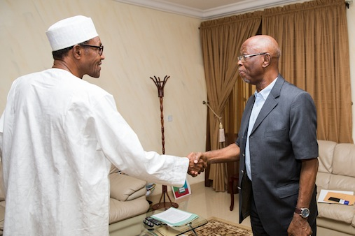 Buhari offers Oyegun fresh appointment