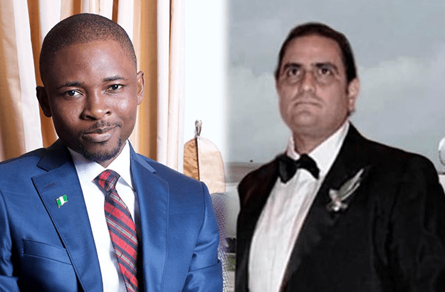 BUSTED: How Omojuwa led media campaign for the release of suspected criminal, Alex Saab