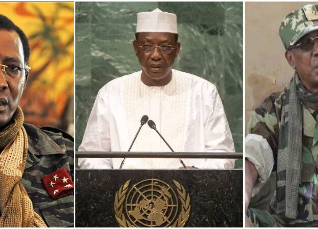 Chad President Idriss Deby Dies Of Injuries Suffered On Frontline While Fighting Chadian Rebels