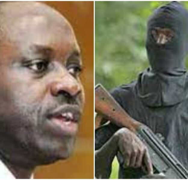 Charles Soludo Attack: Pictures of the gunmen attack on former CBN Governor Chukwuma Soludo