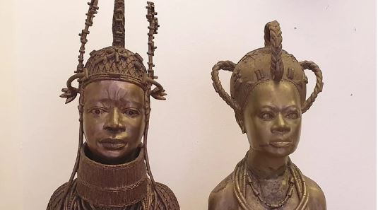 Church of England to Return 2 Benin Bronzes to Nigeria After 40 Years (Photo)