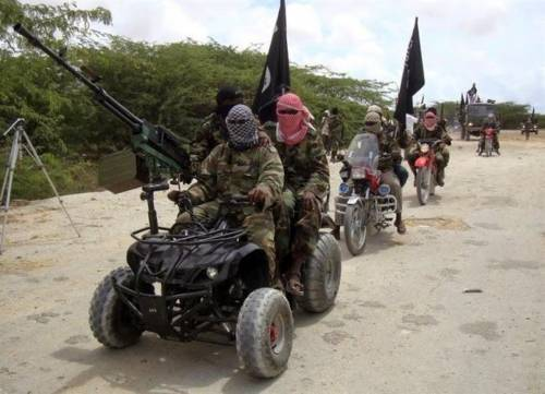Commotion As Boko Haram Fighters Burn UN Facilities In Borno, Attack Workers