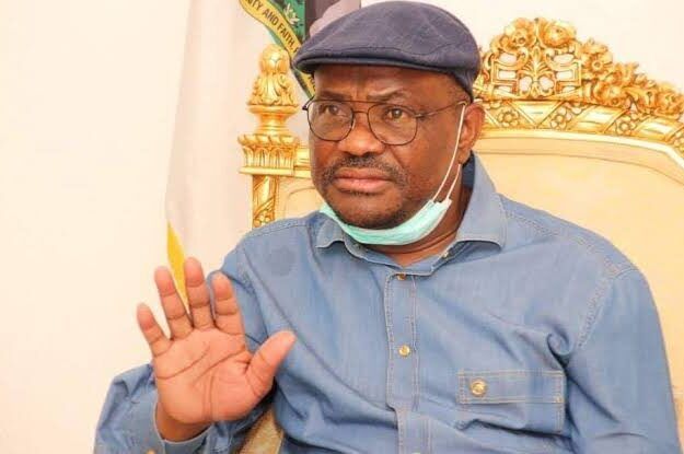 Controversial Wike sacks commissioner during a media conference