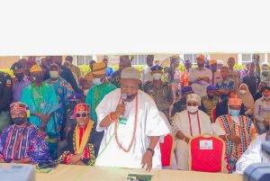 COVID-19: Oyetola Flags Off Osun Food Support Scheme