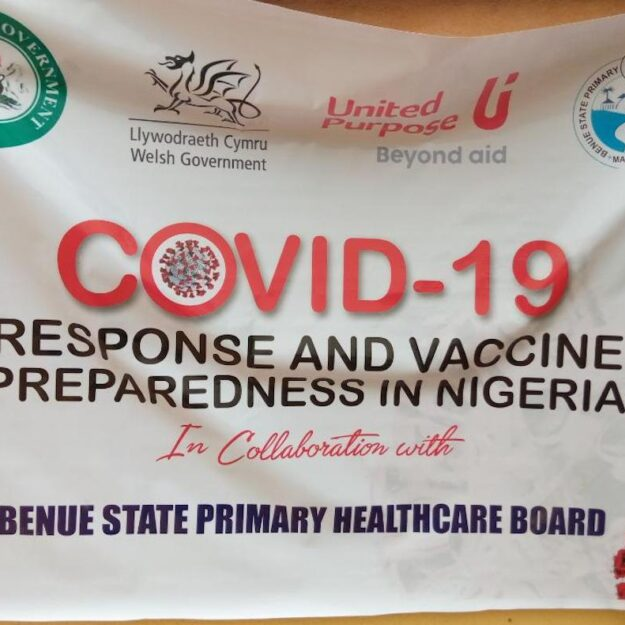 Covid-19 Vaccine: United Purpose, Welsh Govt Partners Benue On Response, Preparedness