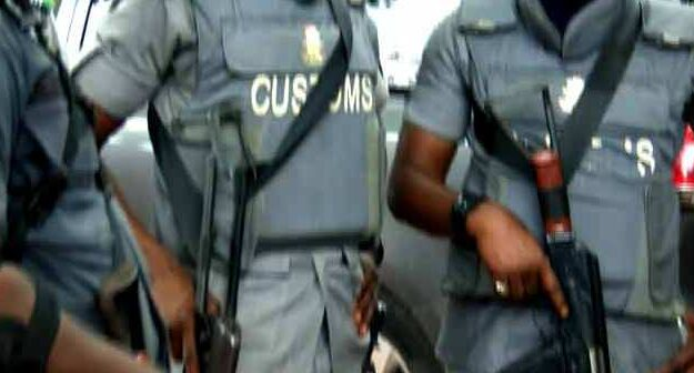 Customs intercept hemp, carbide, others with N3.1bn DPV