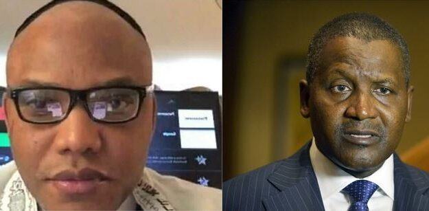 Dangote Is The Biggest Problem In Nigeria – Nnamdi Kanu