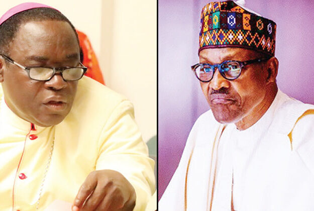 Easter message: Kukah didn't speak like a man of God, says Presidency