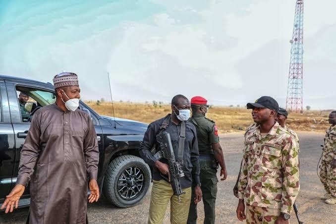 Eight Killed, Many Injured As Boko Haram Terrorists Ambush Borno Government Officials 1