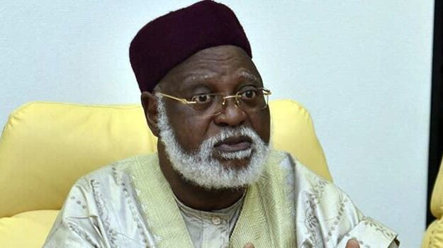 Ex-Head of State, Abdulsalami worried over proliferation of weapons in country