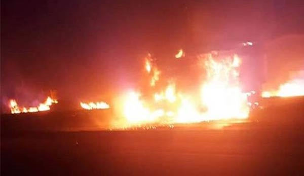 Fire guts INEC data processing centre in Kano