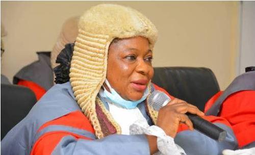 Justice Bashir -Aliyu