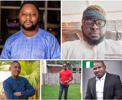 Five Men Burnt To Death In Ghastly Accident On Their Way To A Friend's Engagement Ceremony In Kaduna