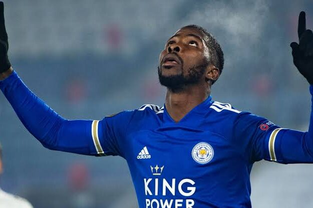 For his outstanding performance, Nigerian striker, Iheanacho gets new deal in Leicester