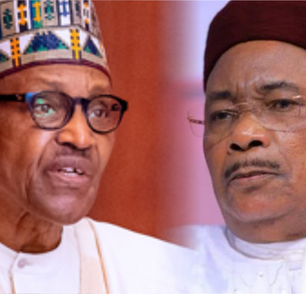 From London Hospital, Buhari Condemns The Attempted Coup In Niger Republic