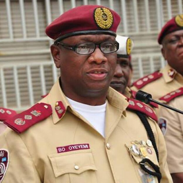 FRSC Confers Mallam Bukhari Bello With Honorary Special Marshal Status
