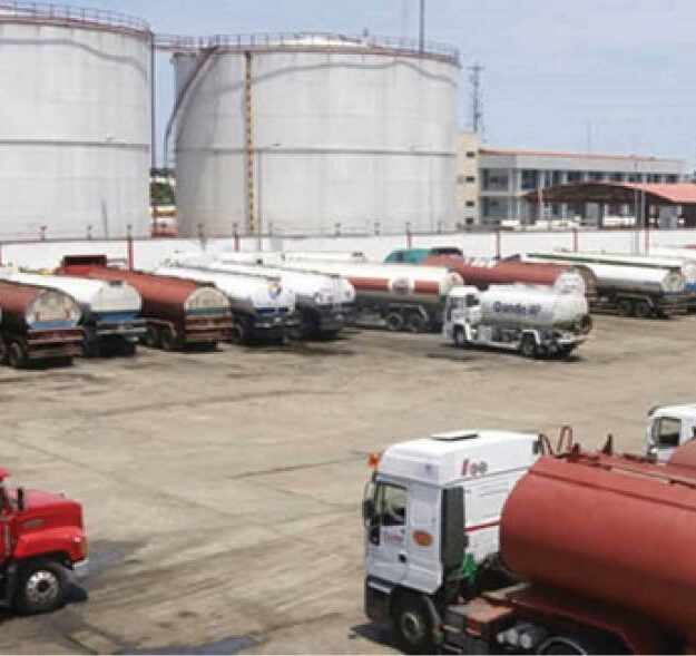 Fuel queues to disappear soon, says NNPC boss after meeting Buhari