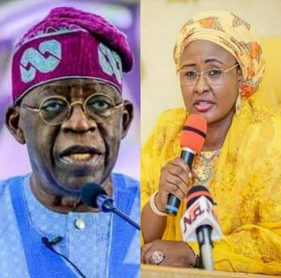 Fury in presidency as Tinubu eulogises Aisha Buhari as 'voice of conscience speaking truth to power' in Buhari's absence