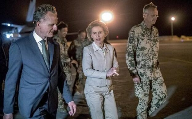 German minister sees joint NATO, U.S. departure from Afghanistan