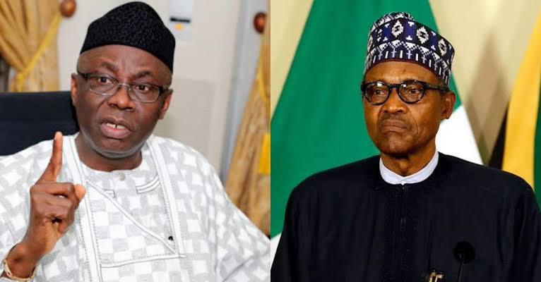 God Had Shown Me A Vision That Buhari Will Stabilize Nigeria - Pastor Tunde Bakare 1