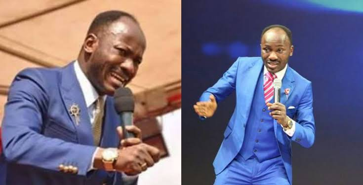 God Will Deal With Enemies Of Nigeria Who Are Within Its Leadership – Apostle Suleman 1