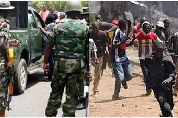 Good Friday Turns Bloody In Taraba As Soldiers Kill 5 Youths Returning From Wedding Ceremony