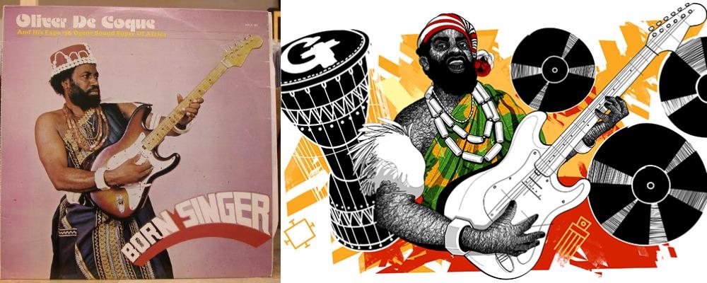Google Celebrates Nigerian Highlife Legend, Oliver De Coque On 74th Posthumous Birthday 1