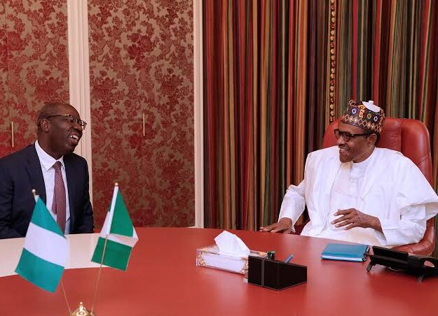 Gov Obaseki Slams Buhari Govt For Engaging In 'Monetary Rascality'