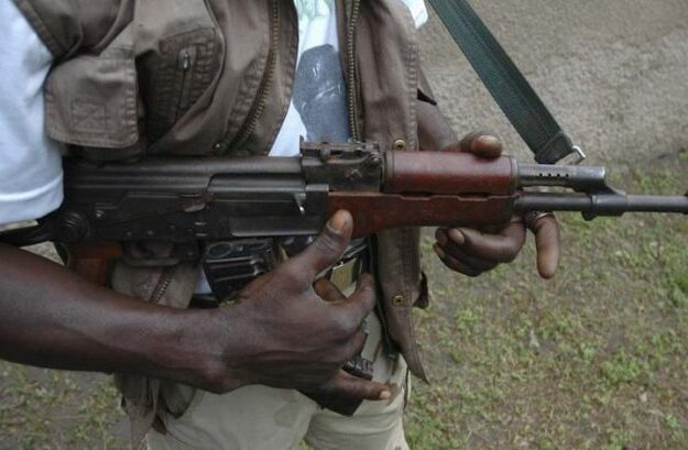 Gunmen invade Ekiti Palace, kidnap monarch