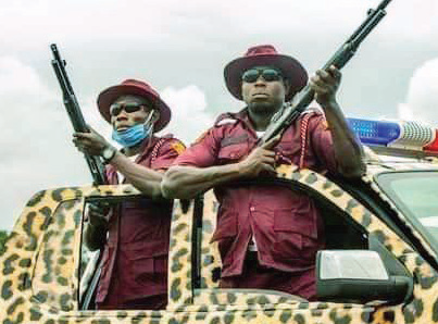 Gunmen kill Amotekun officer in Oyo