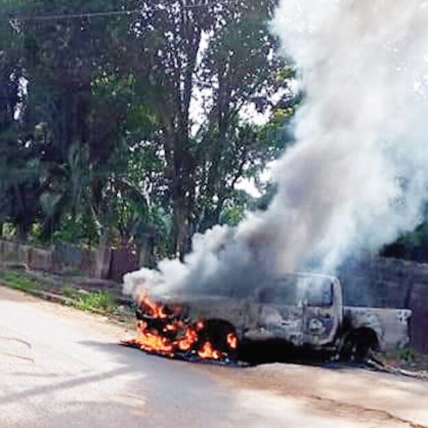 Harvest Of Death In Anambra: 7 Killed, Police Zone 13 Burnt Down