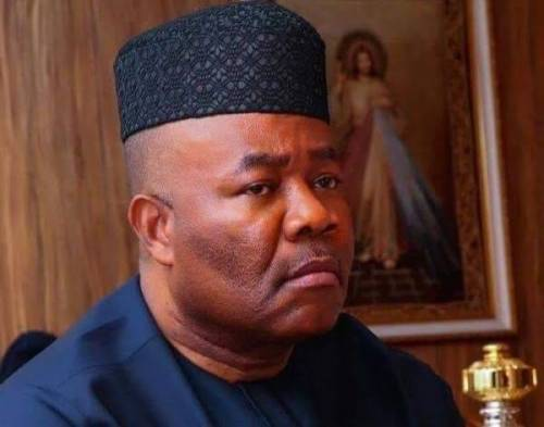 How EFCC Detained Godswill Akpabio For Two Hours After Attempting To Bribe Agency Chairman With $350,000