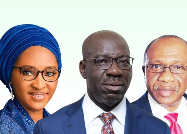 How Finance Minister lied as CBN governor explains to Obaseki CBN prints money, lend to govt