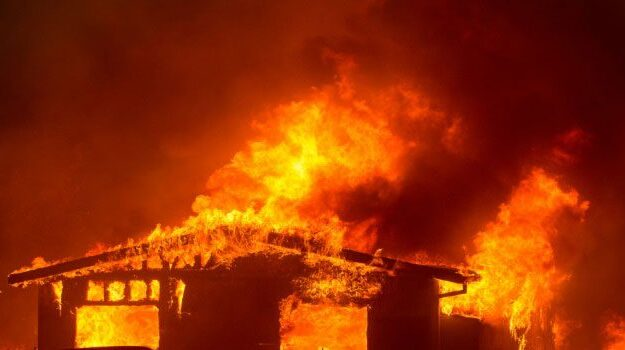 How fire outbreak wrecked INEC office