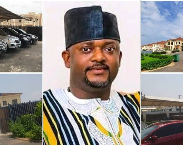 How Kogi Deputy Governor, Onoja Corruptly Acquired Multi-billion Naira Properties In Abuja