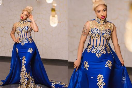 """I Don't Argue With Those That Will Reduce My IQ"" – Tonto Dikeh Throws Shade"