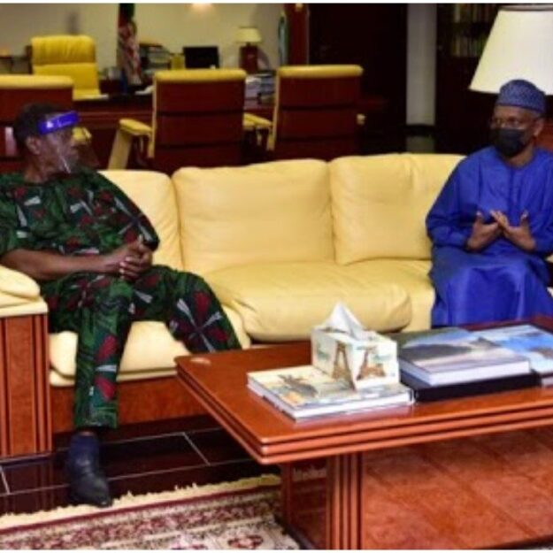 I know you are kind, God will fight for you – Adeboye tells El-Rufai