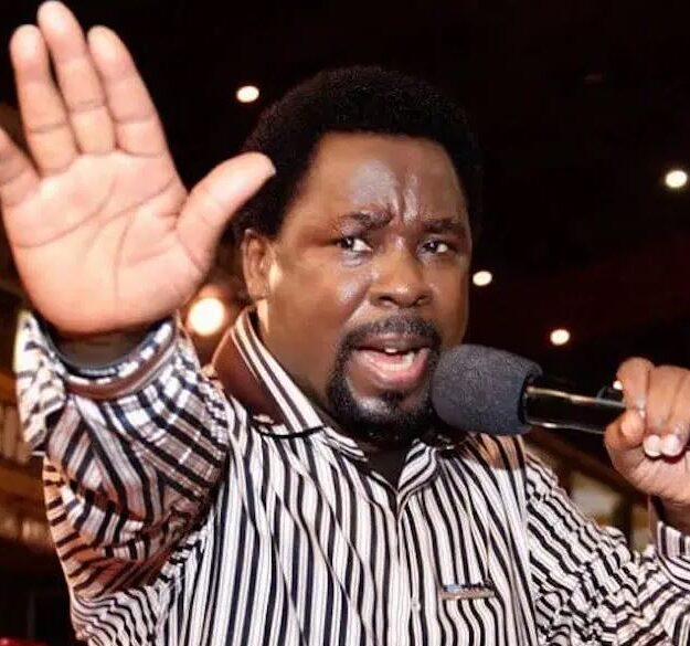 """I Want You To Help Me Pray For YouTube"" – TB Joshua Urges Congregation"