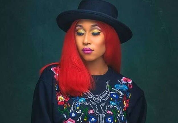 """I Was""- Cynthia Morgan Corrects A Fan Who Called Her A Genius"