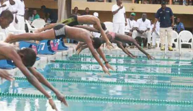 Incredible! See three states that broke swimming record at National Sports Festival