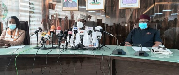 INEC chairman Mahmood Yakubu speaks on continuous voter registration