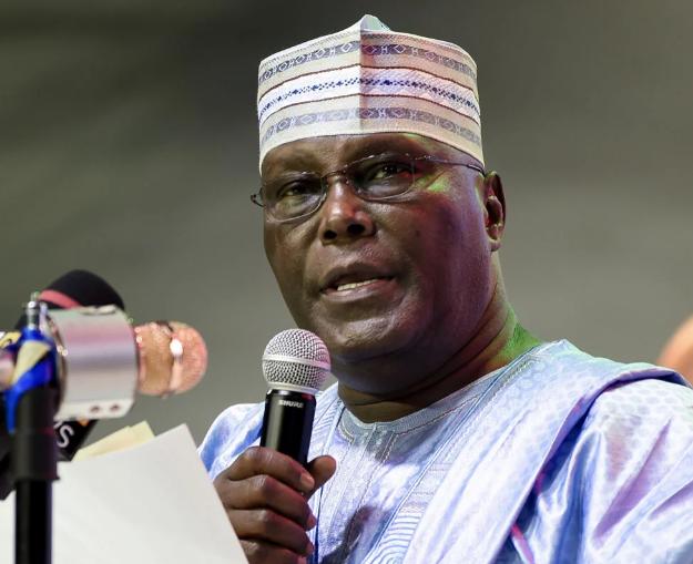 Insecurity: Atiku Urges Nigerians To Emulate Jesus Christ, Have Forgiving Spirit