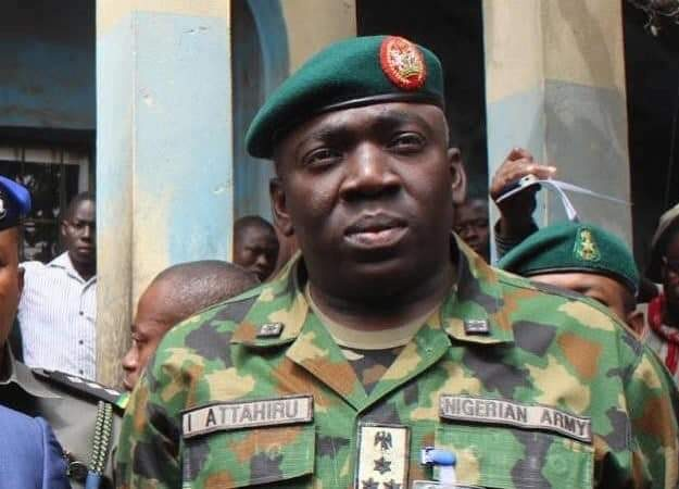 Invite Buratai, Others to Account For Looted Arms' Funds – Army Chief, Attahiru