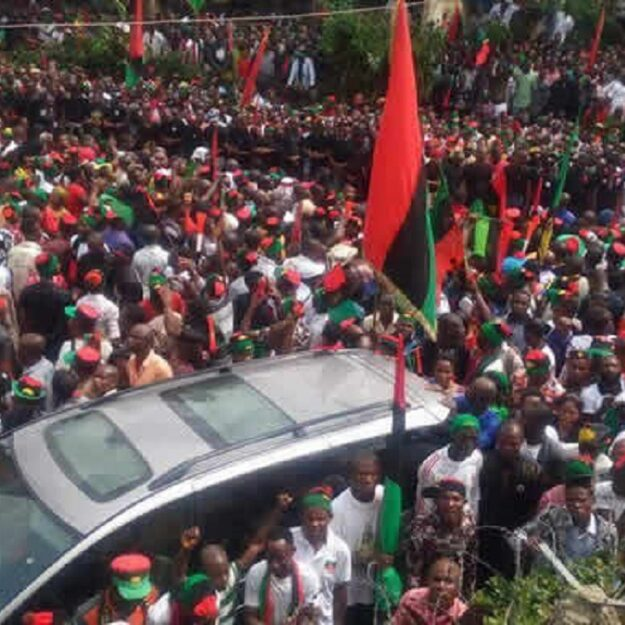 "IPOB Declares War On Ebube Agu ""Prepare To Meet Your Ancestors"""