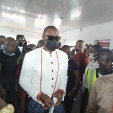 Itsekiri Nation Announces Death Of Ogiame Ikenwoli, Presents New Olu Of Warri Designate 3