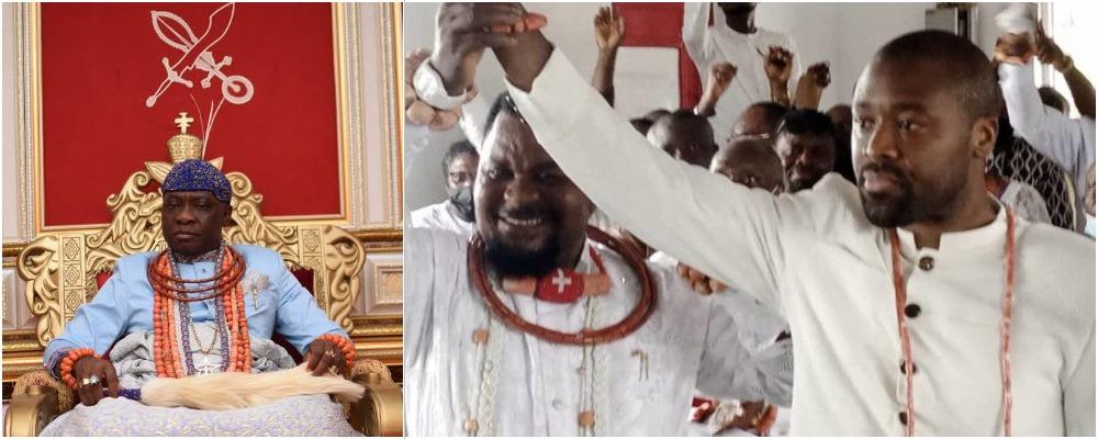 Itsekiri Nation Announces Death Of Ogiame Ikenwoli, Presents New Olu Of Warri Designate 1
