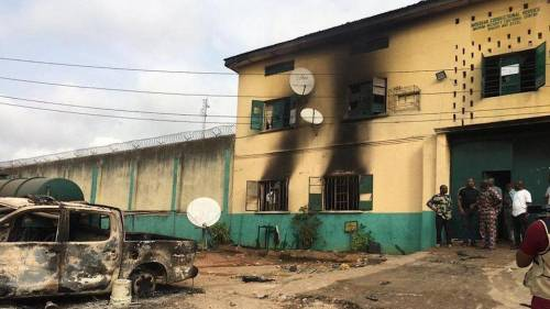Jailbreaks: Why Lagos Was Not Attacked – Ex-DSS Director Speaks Up
