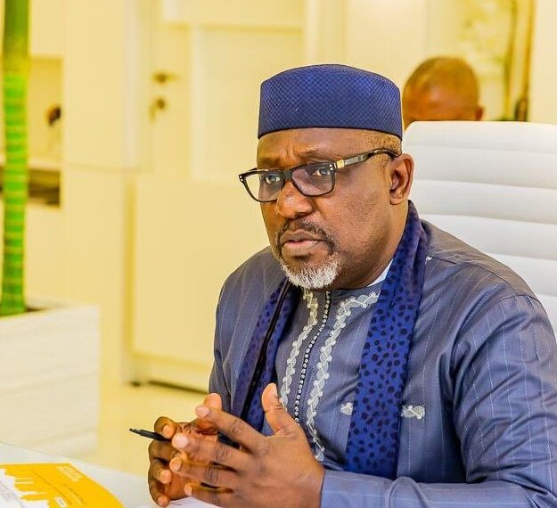 JUST IN: EFCC arrests ex-Imo governor, Rochas Okorocha