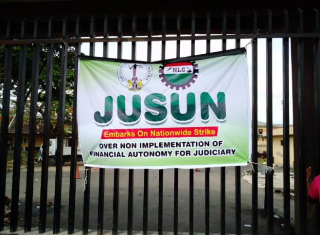 JUSUN remains firm in quest for financial autonomy for judiciary – Official